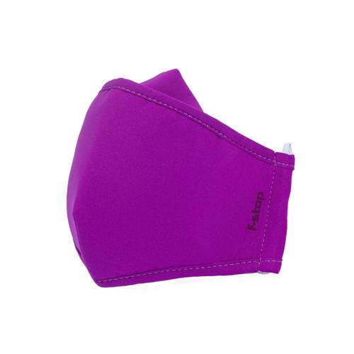 Dyota AG+ Ion Washable Mask, Purple - Child Large