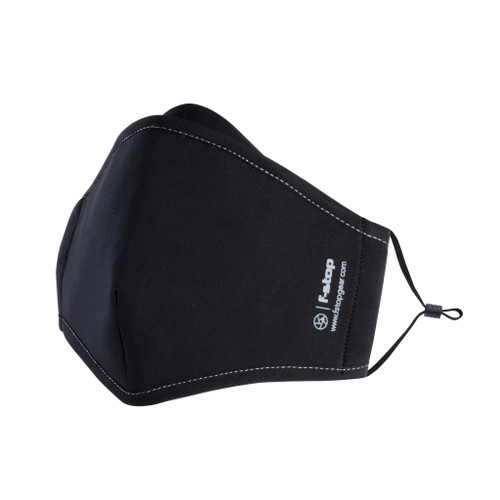 Dyota AG+ Ion Washable Mask, Black - Adult