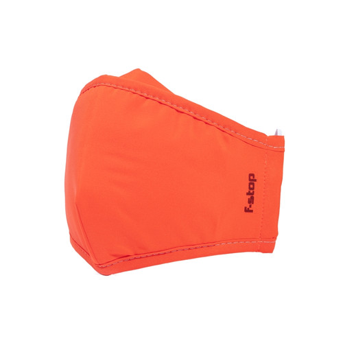 Dyota AG+ Ion Washable Mask, Orange - Adult