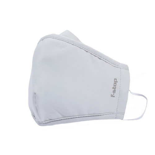 Dyota AG+ Ion Washable Mask, Grey - Adult