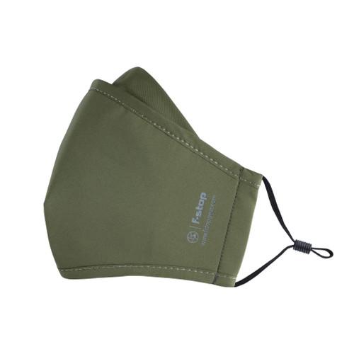 Dyota AG+ Ion Washable Mask, Cypress Green - Child Small