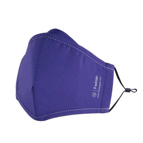 Dyota AG+ Ion Washable Mask, Dark Purple - Adult