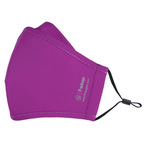 Dyota AG+ Ion Washable Mask, Fuscia - Adult