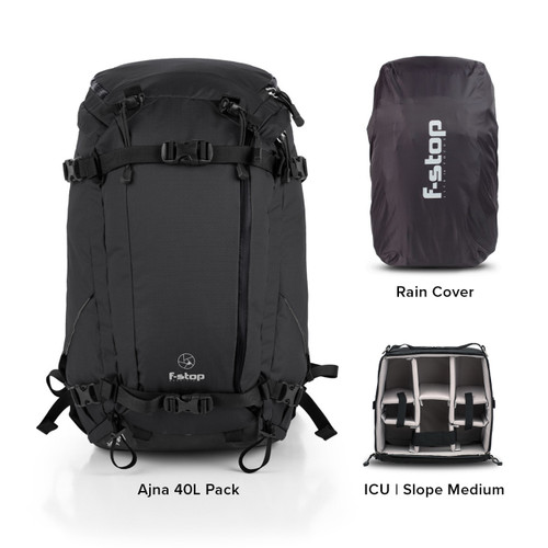 Ajna-40L Travel and Adventure Camera Backpack