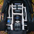 SHINN 80L adventure, hiking, and travel camera backpack, camera bag, camera pack, in use