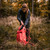 AJNA 40L camera backpack, adventure pack, travel camera bag, essentials bundle, in use