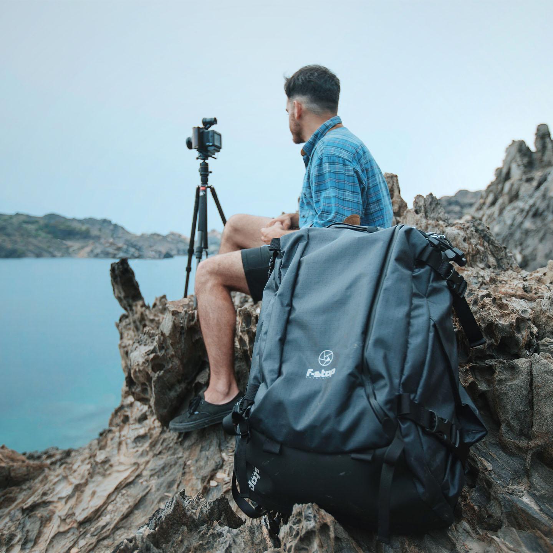 Lotus 32L camera backpack, camera bag, camera pack
