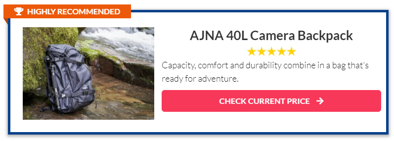 f-stop AJNA 40L backpack review shotkit.com