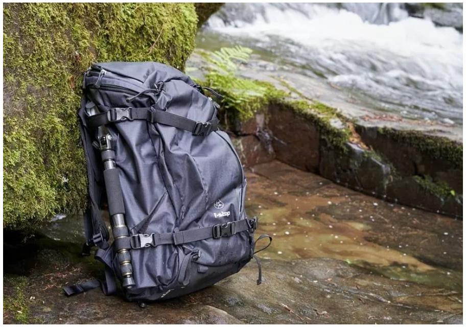 f-stop AJNA 40L camera backpack review