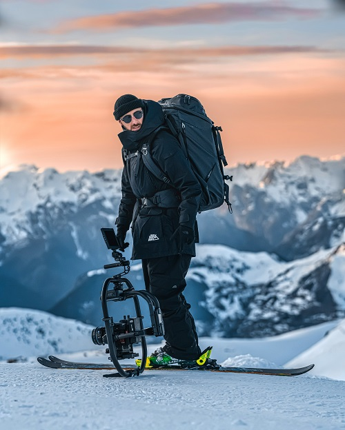 shinn 80L camera backpack