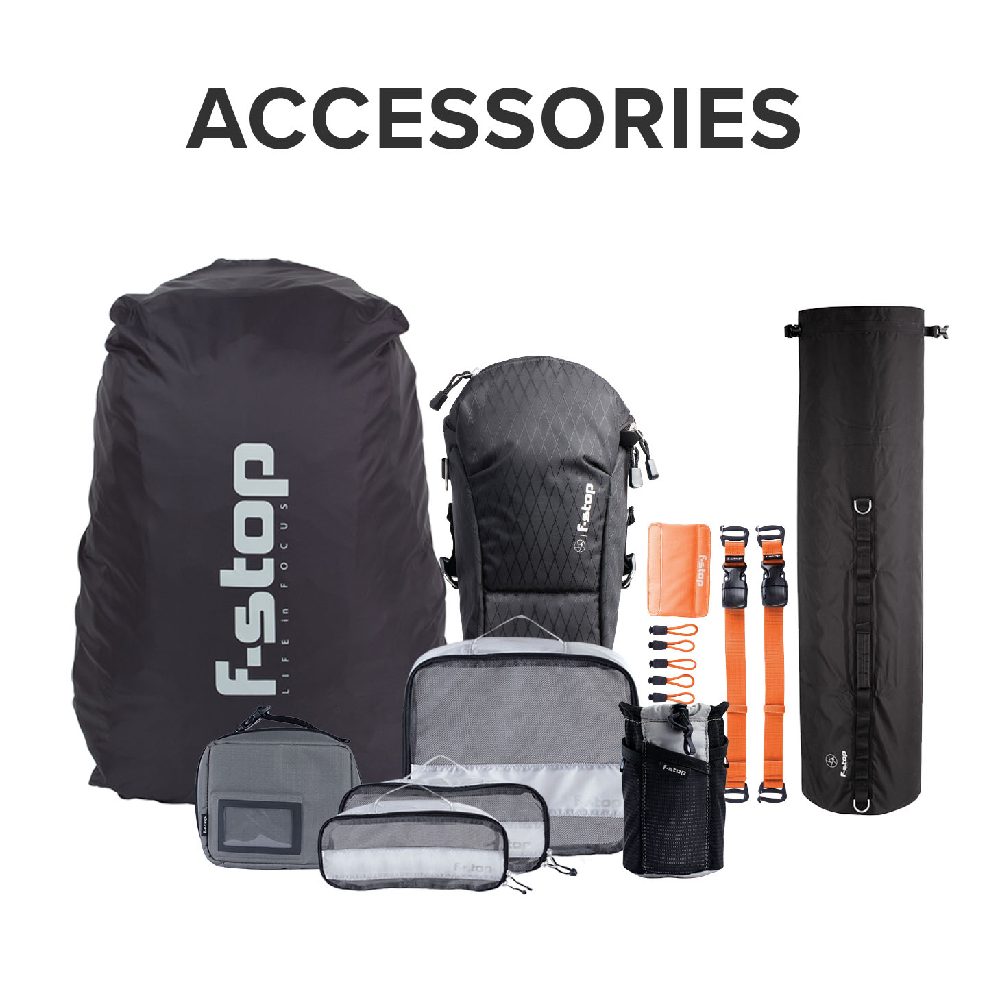 f-stop camera backpack accessories