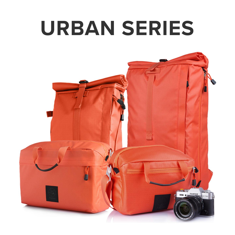 f-stop urban series camera bags