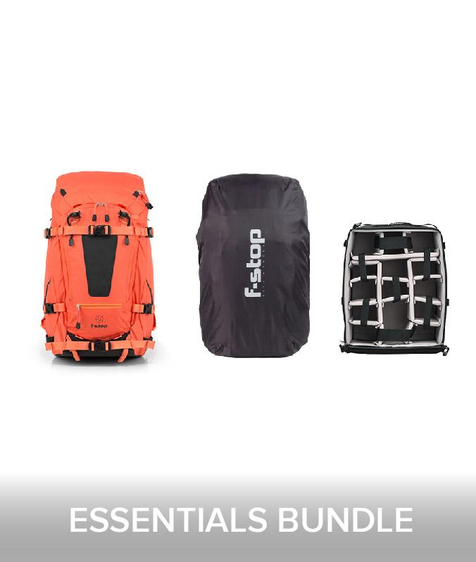 tilopa 50L camera backpack