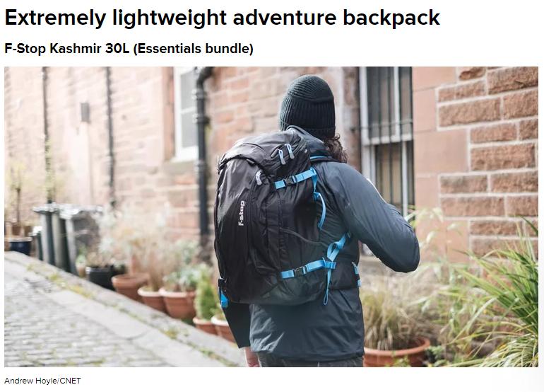 best camera bag backpack 2021