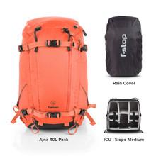 Ajna - 40 Liter Backpack Essentials Bundle