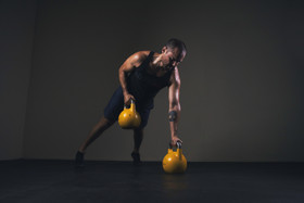 Kettlebell Workout Fuel Combo