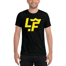Gold LF Short sleeve t-shirt