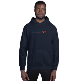 Living.Fit Logo Hooded Sweatshirt