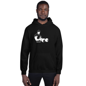 Long Cycle Hooded Sweatshirt