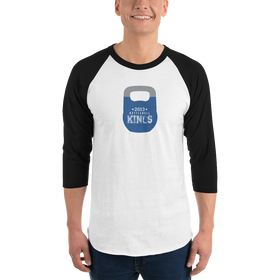 Competition 3/4 sleeve raglan shirt