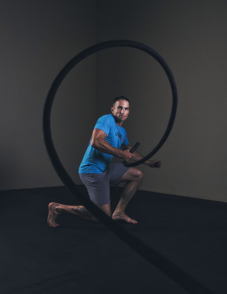 Kettlebells + Battle Ropes: The Ultimate Workout Combo