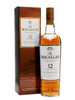Macallan 12 Year Old Sherry Oak Scotch Whiskey 750mL