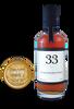33 Straight Bourbon Whiskey 750mL