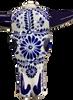 Tequila Añejo Barebone by Azulejos 750mL