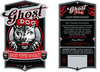 Ghost Dog Ghost Pepper Whiskey label