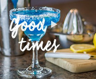 The Blue Margarita is Back