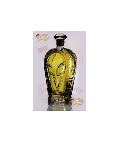 Alien Tequila Anejo 750mL