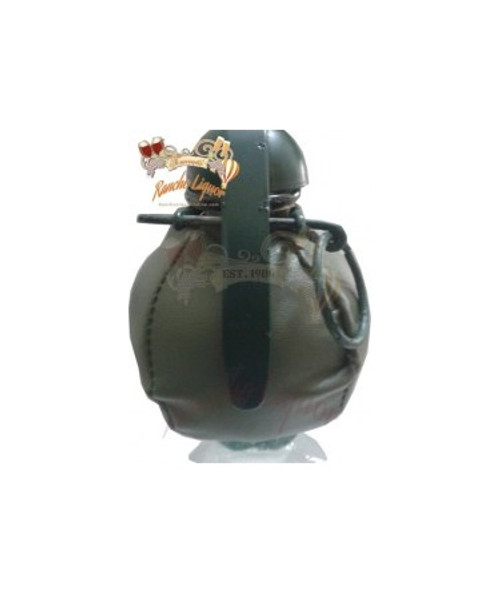Calera hand Made Grenade Bottle Tequila Extra Anejo 200mL
