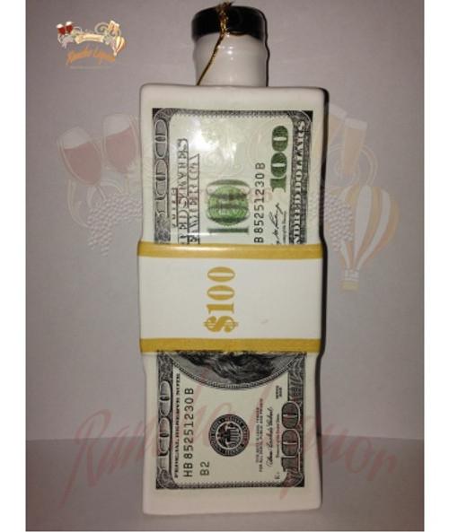 Pshenichnaya Vodka Money Baller Bottle 200mL