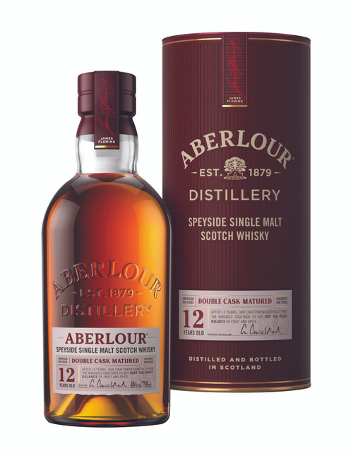 Aberlour 12 Year Single Malt Scotch Whisky