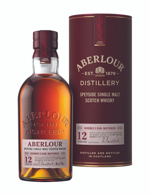 Aberlour 12 Year Single Malt Scotch Whisky