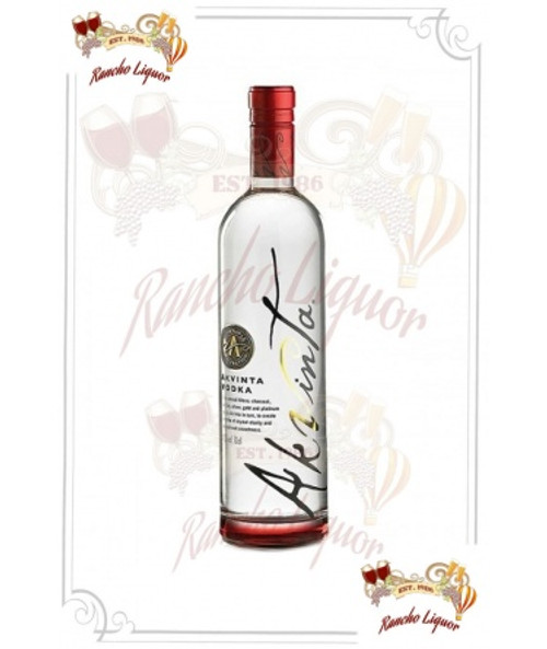 Akvinta Croatian Triple Distilled Vodka