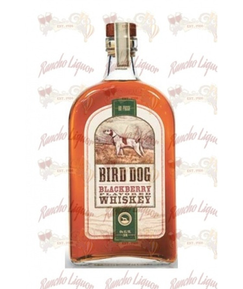 Bird Dog Blackberry Flavored Whiskey 750 m.L.