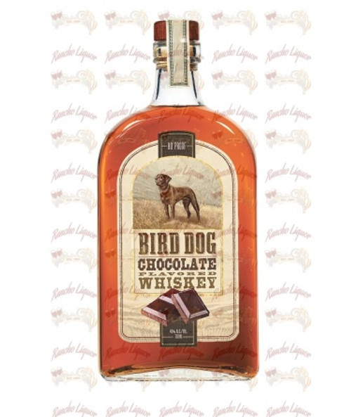 Bird Dog Chocolate Flavored Whiskey 750 m.L.