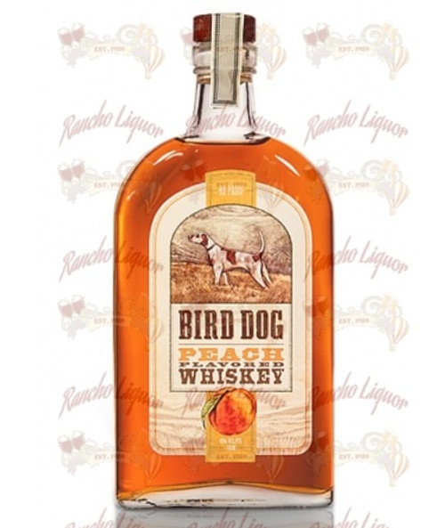 Bird Dog Peach Flavored Whiskey 750 m.L.