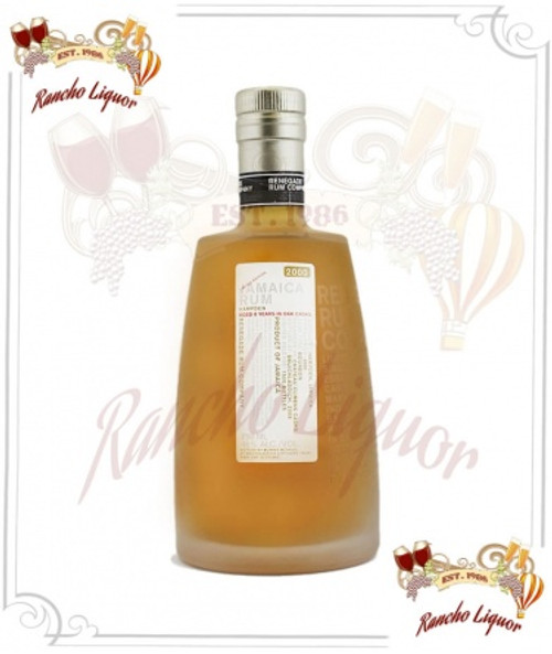 Black Rock Barbados Rum 2000 8 Year Old 750mL