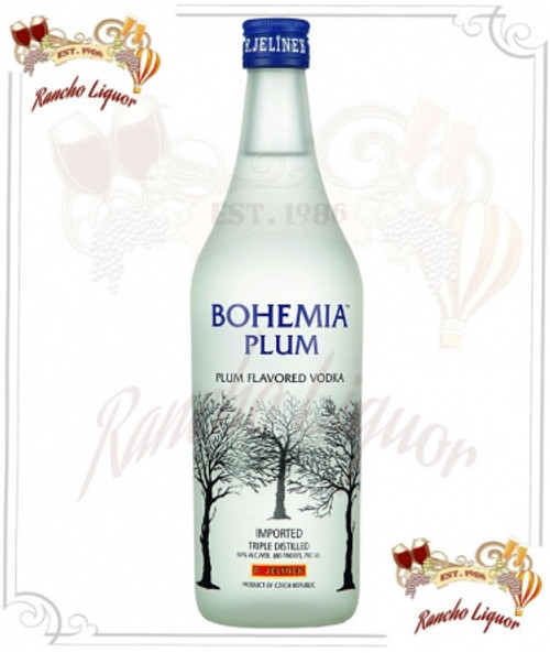 Bohemia Plum Vodka