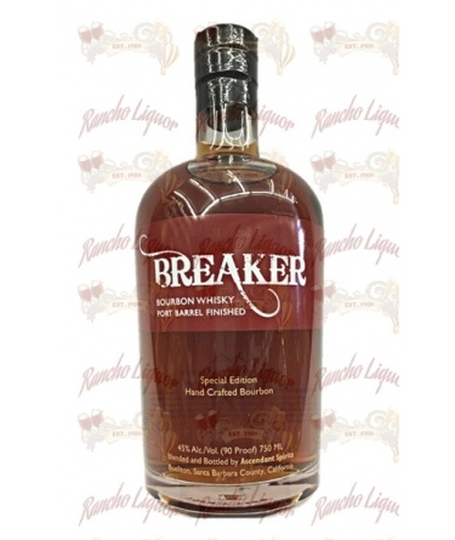 Breaker Port Bourbon 750mL