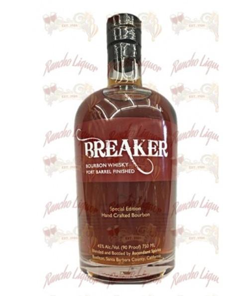 Breaker Port Bourbon 750mL