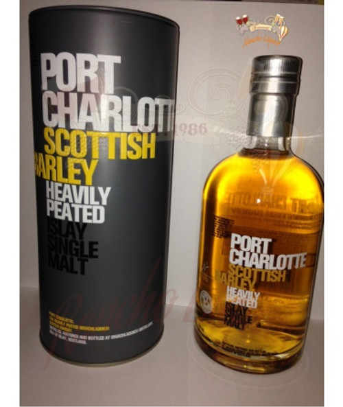 Bruichladdich  Port Charlotty Single Malt Scotch Whiskey 750.ML 120 Proof