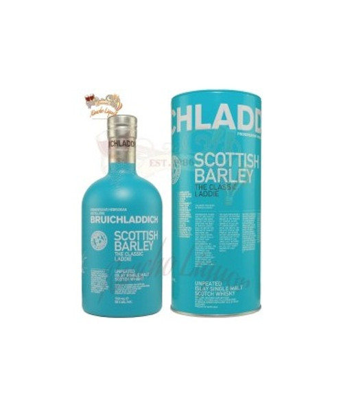 Bruichladdich  The Classic Laddie Unpeated Islay Single Mallt Scotch Whiskey 750.ML 100 Proof