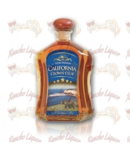California Crown Club Whiskey