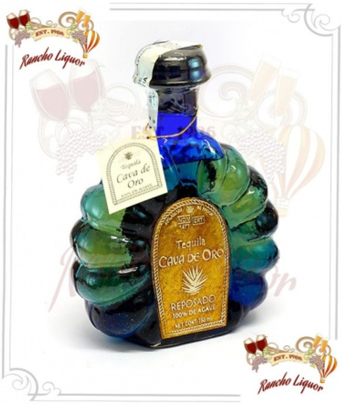 Cava de Oro Reposado 750mL