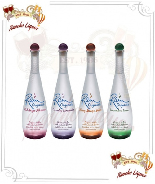 Classic Rain Vodka 750mL