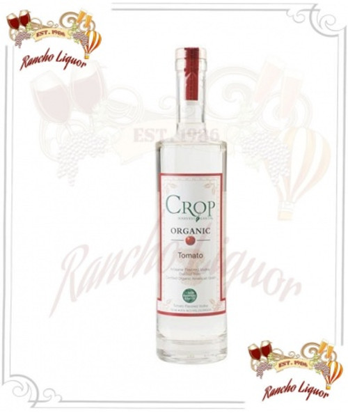 Crop Harvest Earth Tomato Flavored Organic Vodka