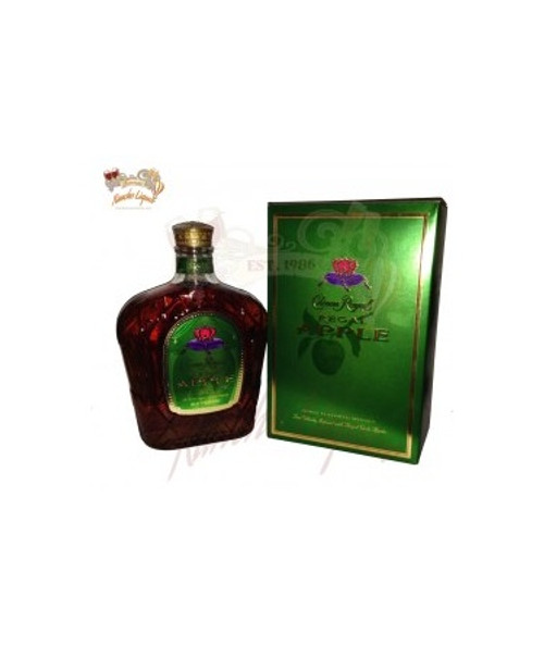 Crown Royal Apple 750.ML 70 Proof